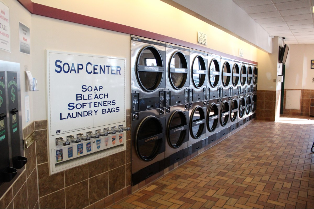 Laundry Mat in Sioux Falls, SD